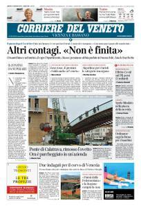 Corriere del Veneto Vicenza e Bassano – 23 maggio 2020