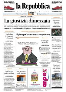 La Repubblica - 23 Maggio 2020