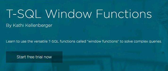 T-SQL Window Functions [repost]