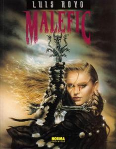 Malefic, de Luis Royo