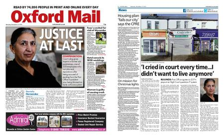Oxford Mail – December 21, 2019