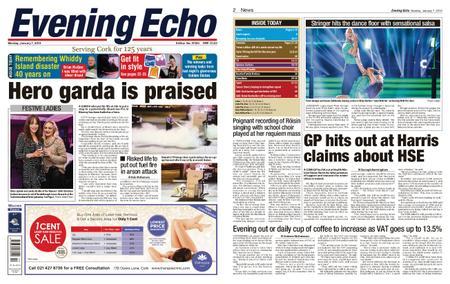 Evening Echo – January 07, 2019