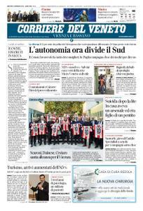 Corriere del Veneto Vicenza e Bassano – 19 febbraio 2019