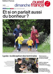 Ouest-France Édition France – 03 mai 2020