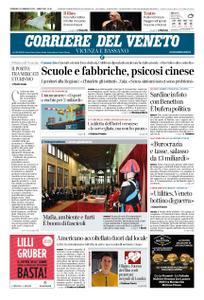 Corriere del Veneto Vicenza e Bassano – 02 febbraio 2020