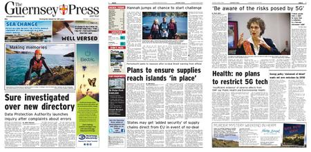 The Guernsey Press – 03 October 2019