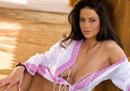 Beth Williams - Playboy's All Naturals