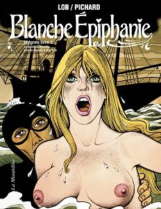 Blanche Epiphanie - Intégrale NB - Tome 2 - La Croisière Infernale Blanche À New-York