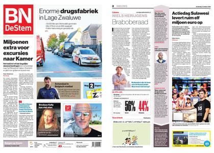 BN DeStem - Bergen op Zoom – 11 oktober 2018