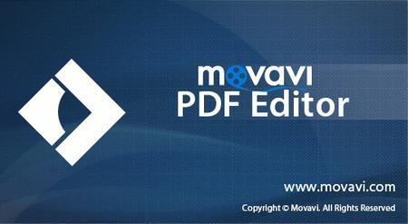 Movavi PDF Editor v2.4.0