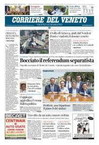 Corriere del Veneto Vicenza e Bassano - 15 Agosto 2018