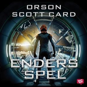 «Enders spel» by Orson Scott Card