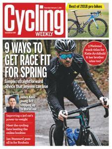 Cycling Weekly - January 31, 2018