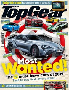 BBC Top Gear UK - February 2019