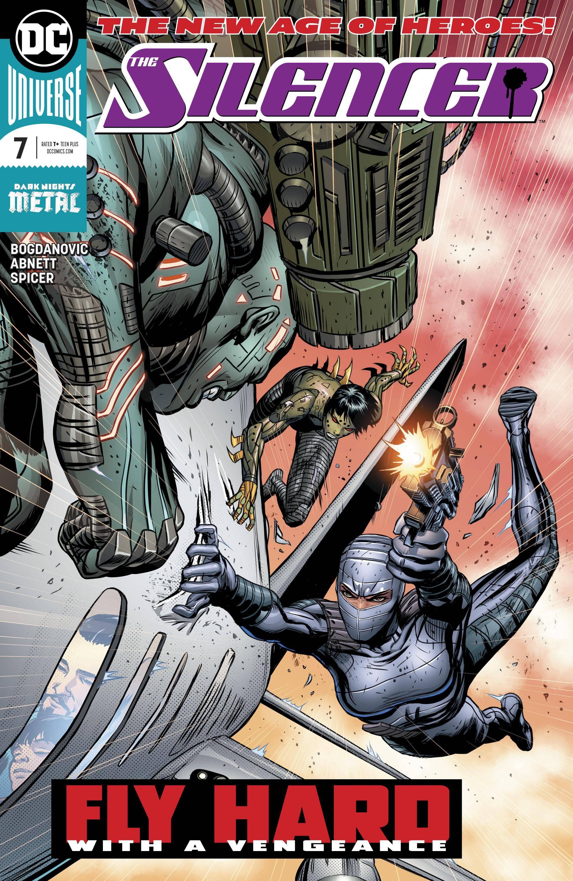 The Silencer 007 2018 digital Son of Ultron