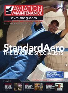 Aviation Maintenance Magazine - June/July 2016