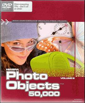 Hemera Photo Objects Vol 3 - DVD