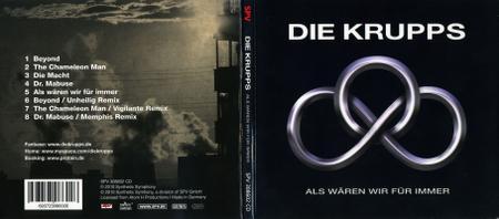 Die Krupps - Als Wären Wir für Immer (2010)