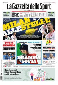 La Gazzetta dello Sport – 01 febbraio 2021