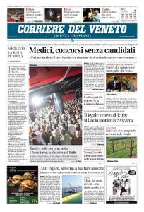 Corriere del Veneto Vicenza e Bassano – 31 gennaio 2019