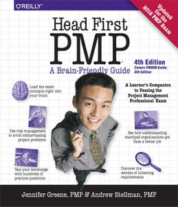 Head First PMP: A Learner's Companion to Passing the Project Management Professional Exam, 4th Edition