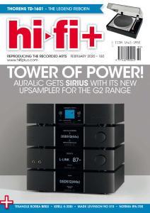 Hi-Fi+ - Issue 180 - February 2020