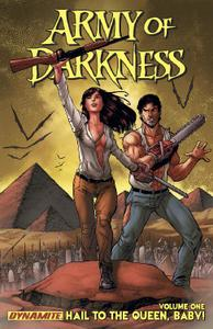 Dynamite-Army Of Darkness Vol 01 Hail To The Queen Baby 2020 Hybrid Comic eBook