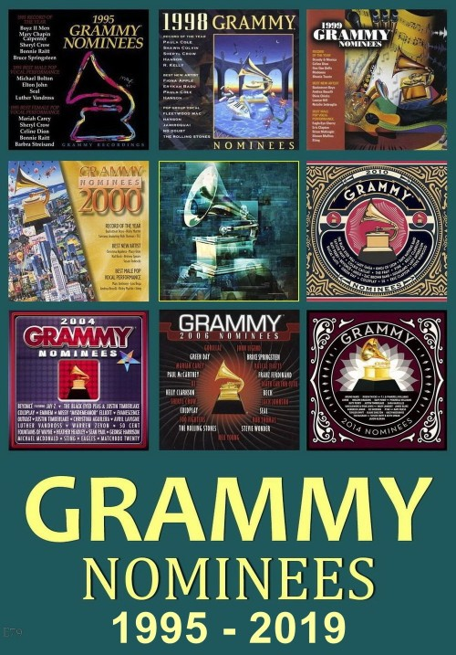 VA - Grammy Nominees (1995-2019)