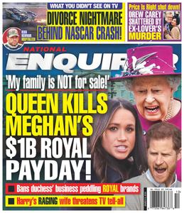 National Enquirer – March 09, 2020