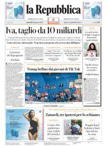 La Repubblica - 22 Giugno 2020
