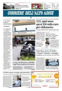 Corriere dell'Alto Adige - 17 Agosto 2018
