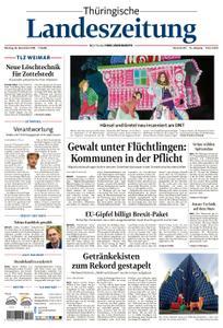 Thüringische Landeszeitung – 26. November 2018