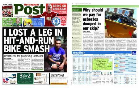 Nottingham Post – September 20, 2017
