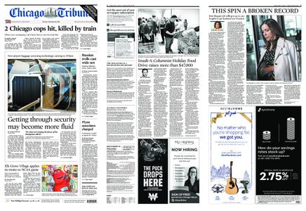 Chicago Tribune – December 18, 2018