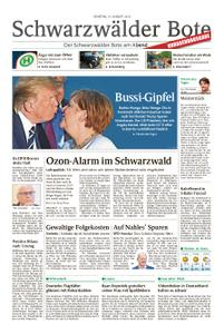 Schwarzwälder Bote Sulz - 27. August 2019