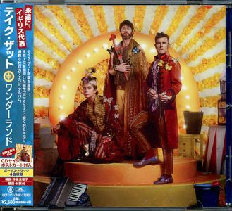 Take That - Wonderland (2017) [Japan]