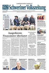 Schweriner Volkszeitung Ludwigsluster Tageblatt - 16. September 2019