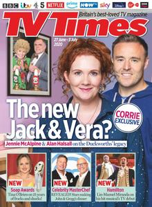 TV Times - 27 June 2020