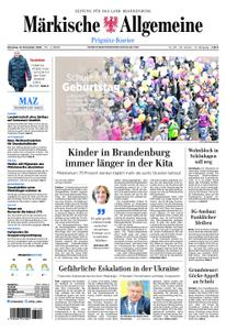 Märkische Allgemeine Prignitz Kurier - 27. November 2018