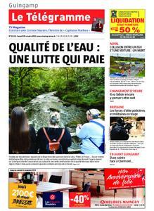 Le Télégramme Guingamp – 26 octobre 2019