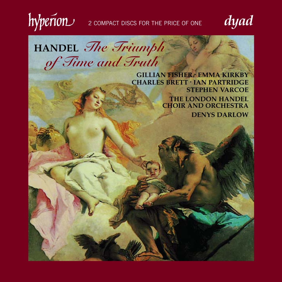 G.F.Handel - The Triumph of Time and Truth, HWV71