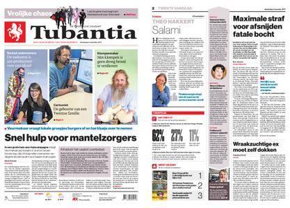 Tubantia - Enschede – 02 november 2017