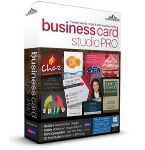 Summitsoft Business Card Studio Pro 5.0.3 + Portable