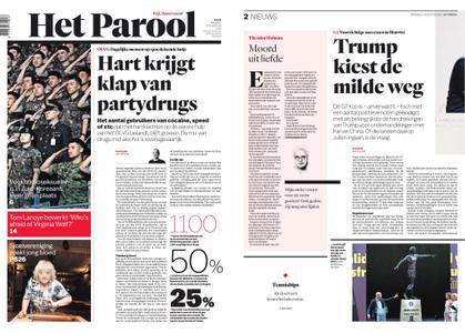Het Parool – 27 augustus 2019