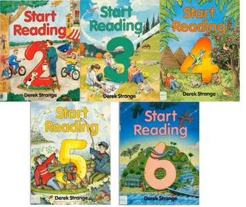 Start Reading Books (Vol 2-6)