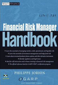 Financial Risk Manager Handbook (5th edition) (Repost)