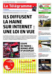 Le Télégramme Landerneau - Lesneven – 27 avril 2019