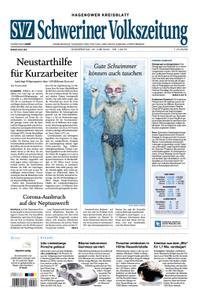 Schweriner Volkszeitung Hagenower Kreisblatt - 25. Juni 2020