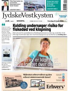 JydskeVestkysten Kolding – 25. juni 2020