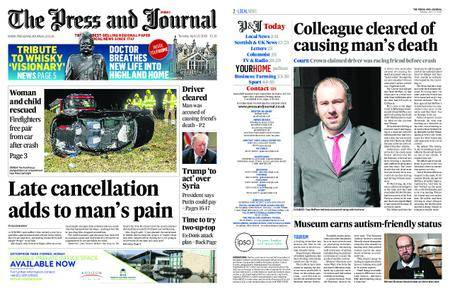 The Press and Journal Moray – April 10, 2018